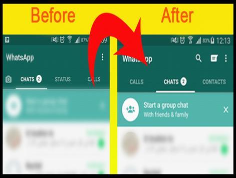 استرجاع الواتس اب القديم - النسخة القديمة screenshot 1
