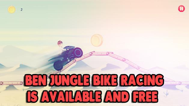 Ben Ninja Bike Racer apk screenshot
