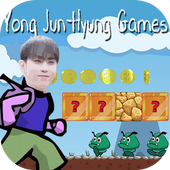 Yong Jun-Hyung Games - Running Adventure icon