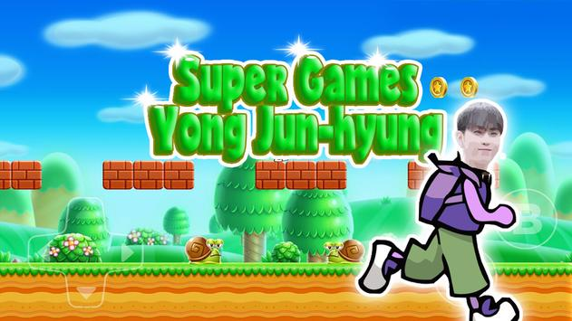 Yong Jun-Hyung Games - Running Adventure screenshot 1