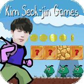 BTS Games Jin Jungle Jump icon