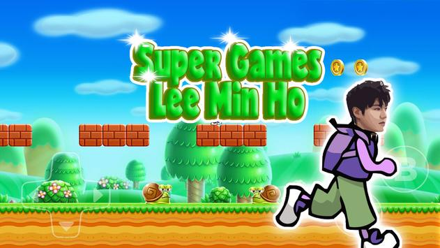 Lee Min Ho Games Jungle Jump apk screenshot