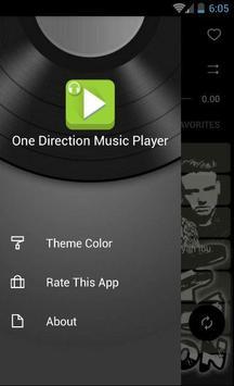 One Direction Music Player screenshot 2