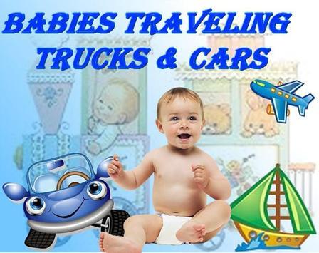 Babies traveling - Vehicles screenshot 2