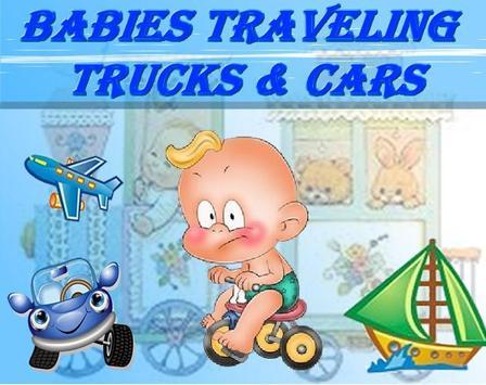 Babies traveling - Vehicles screenshot 4