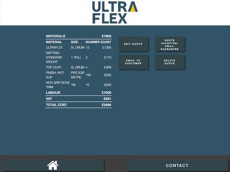 Ultraflex screenshot 8