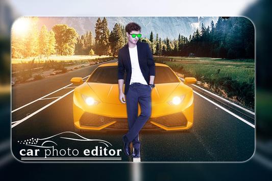 Car Photo Editor screenshot 4
