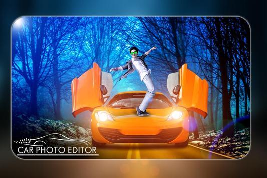 Car Photo Editor screenshot 1