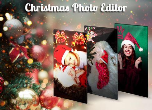 Christmas Photo Editor screenshot 3