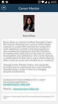 Career Mentor screenshot 1