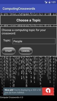 Computer Science Keyword XWord screenshot 3