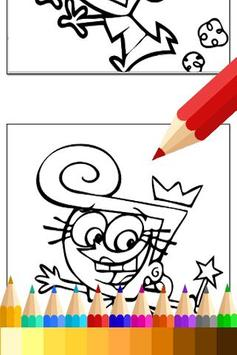 Drawing app Fairly OddParents screenshot 1
