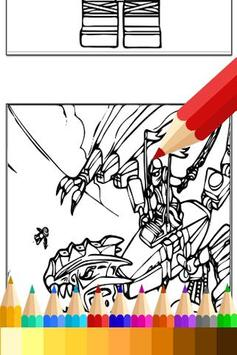 Drawing app for Ninjago Fans apk screenshot