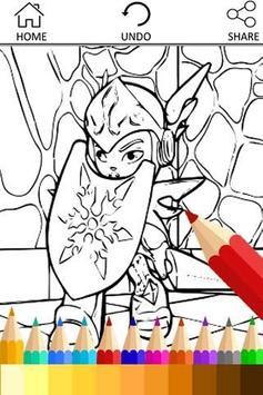 Drawing app - Skylanders Fans poster