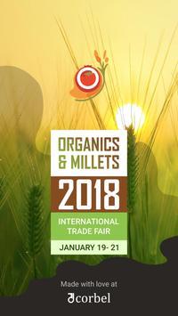 Organics & Millets poster