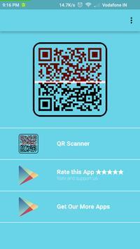 Qr Code Scanner - Qr Code Reader poster
