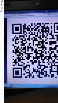Qr Code Barcode Scanner - Qr Code Bar-code Reader screenshot 1