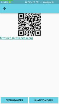 Qr Code Barcode Scanner - Qr Code Bar-code Reader screenshot 2