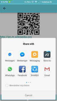 Qr Code Barcode Scanner - Qr Code Bar-code Reader screenshot 3