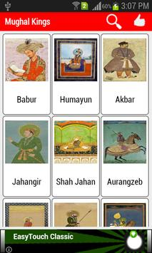Mughal Empire History poster