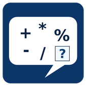 Guess a Sign (Math Game) icon