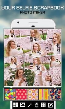 Shape Photo Collage Maker-Pic Grid Editor 2017 ?? screenshot 1