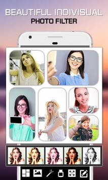 Shape Photo Collage Maker-Pic Grid Editor 2017 ?? screenshot 4