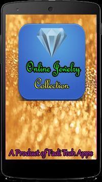 Online Latest Jewelry Design poster