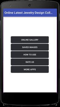 Online Latest Jewelry Design apk screenshot
