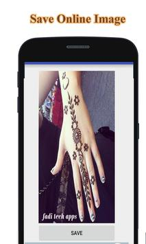 New Online Latest Mehndi Design Collections screenshot 3
