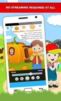 Baby Nursery Rhymes 5.0 screenshot 1