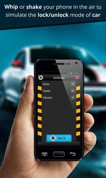Car Key Simulator screenshot 7