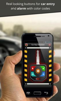 Car Key Simulator poster