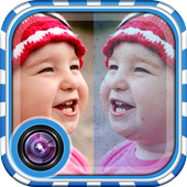 Glass Photo Reflections icon