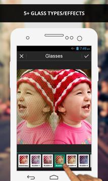 Glass Photo Reflections apk screenshot