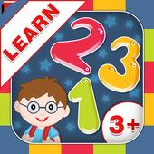 Learn Numbers - Kids Fun icon