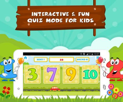 Learn Numbers - Kids Fun screenshot 7