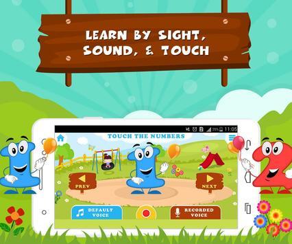 Learn Numbers - Kids Fun screenshot 1
