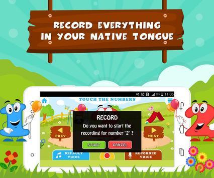 Learn Numbers - Kids Fun screenshot 2