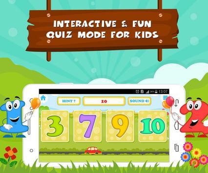 Learn Numbers - Kids Fun screenshot 3