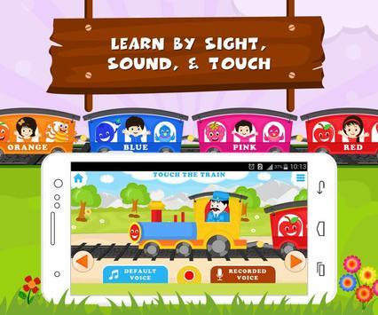 Learn Colors - Kids Fun screenshot 1