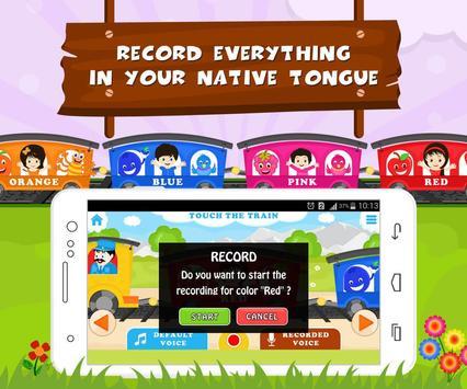 Learn Colors - Kids Fun screenshot 2