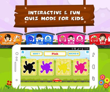 Learn Colors - Kids Fun screenshot 3