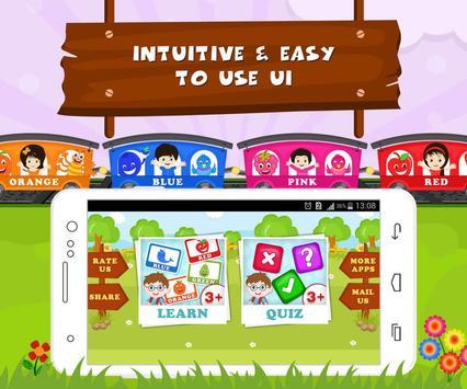 Learn Colors - Kids Fun screenshot 8