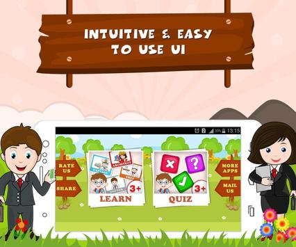 Learn Professions - Kids Fun screenshot 3