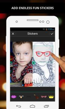 Mirror Sketch Effects apk screenshot