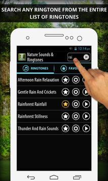 Nature Sounds & Ringtones screenshot 2