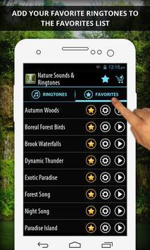 Nature Sounds & Ringtones screenshot 3