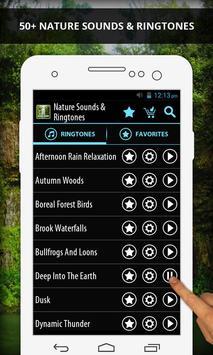 Nature Sounds & Ringtones screenshot 4