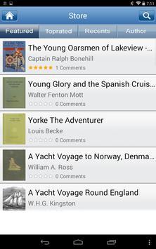 Must-Read Nautical Books screenshot 1